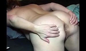 Real amateur milf wed takes anal sex