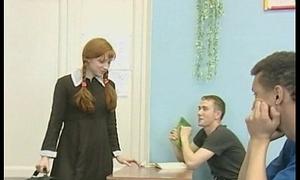 Schoolgirl 2: be passed on Passenger