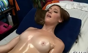 Cute sexy 18 year old receives screwed hard