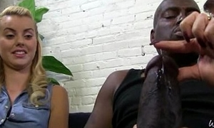 Hot Milf takes on 11 inch Successfully Monster Dark-skinned Cock 23